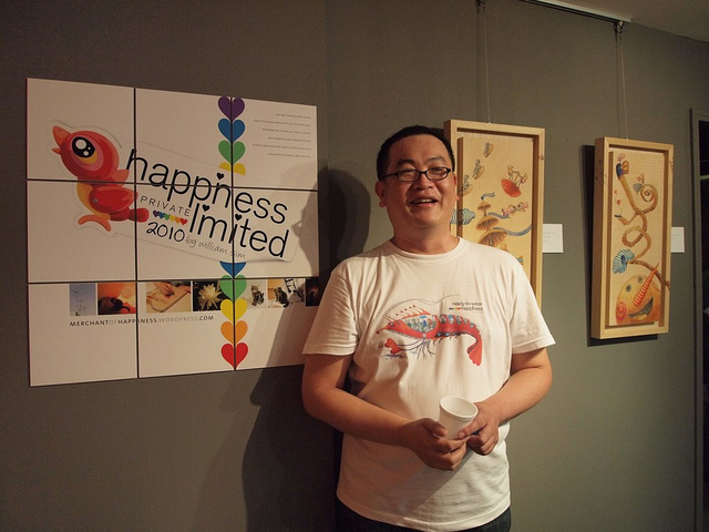 William Sim. Happiness Pte Ltd 2010