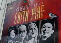 No Regrets. A tribute to Edith Piaf