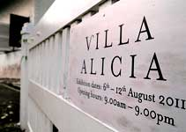 Villa Alicia - An invitation to the last house party.