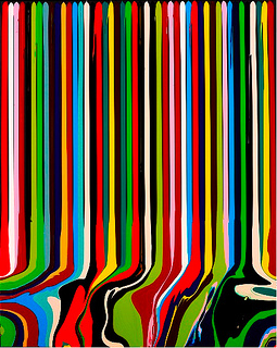 Line and Colour: The Language of Ian Davenport