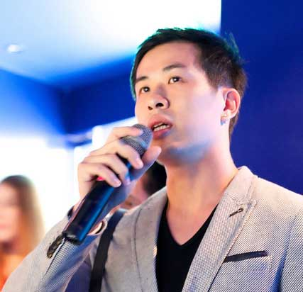 Edwin Koo – Winner of the ICON de Martell Cordon Bleu 2012