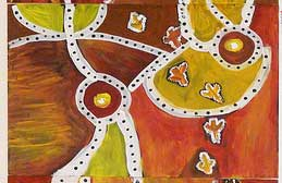 400 Aboriginal Works by Young Artists