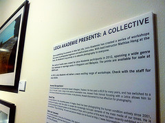 A Collective - Presented by Leica Akademie