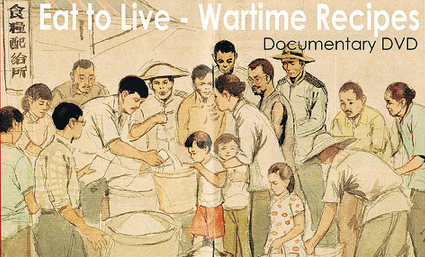Eat to Live: Wartime Recipes